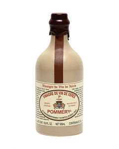 Sherry vinegar 7° in stoneware bottle  50cl