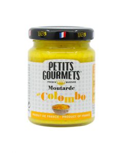 Moutarde fine au Colombo Petits Gourmets® 100g