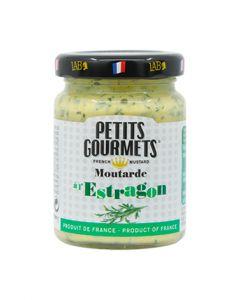 Moutarde à l'estragon Petits Gourmets® 100g
