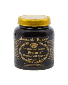 La Moutarde Royale® au Cognac Pommery® 100g