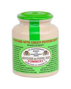 The green peppercorn mustard Pommery® 250g