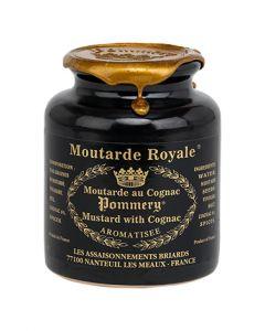 La Moutarde Royale® au Cognac Pommery® 250g