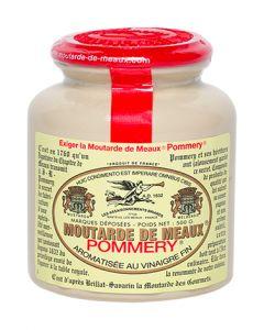 La Moutarde de Meaux® Pommery® bouchon plastique 500G