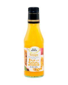 Vinaigre d'alcool 6° aromatisé au sirop fruits de la passion 25cl