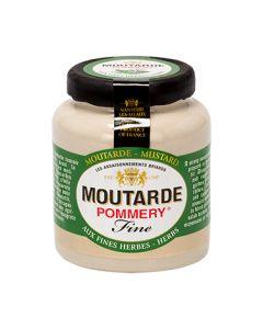 La moutarde aux fines herbes Pommery® 100g